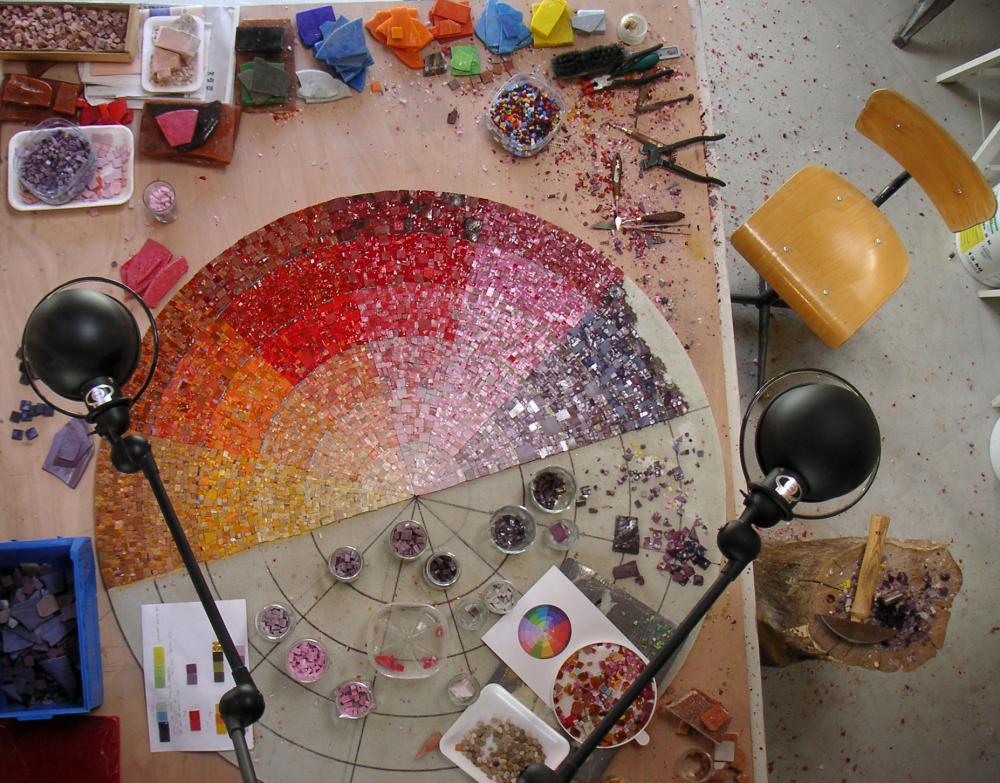 Decoration for Cercle chromatique decoration
